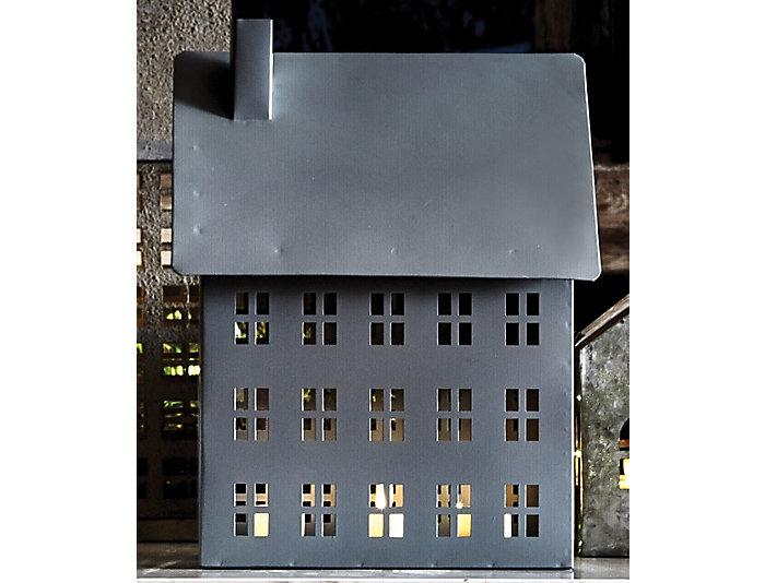Metal Bird House, , large