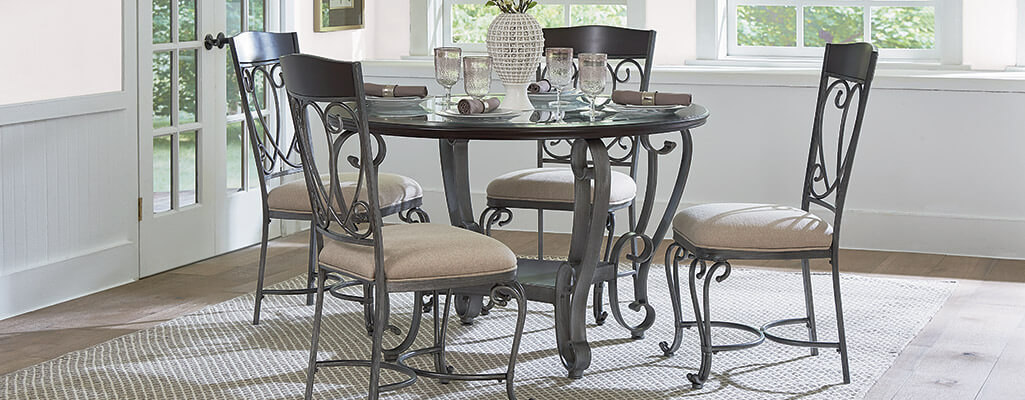 Cyprus Dining Collection at Outlet at Art Van