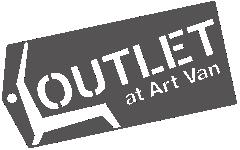 Outlet At Art Van Logo
