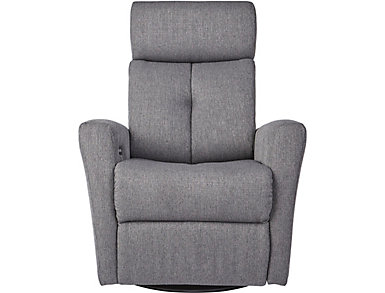Lumin Power Swivel Glider Recliner, , large