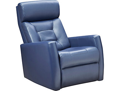 Selzer Power Swivel Glider Recliner, , large