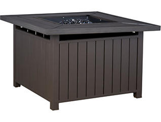 Baja Gas Firepit, Brown, , large