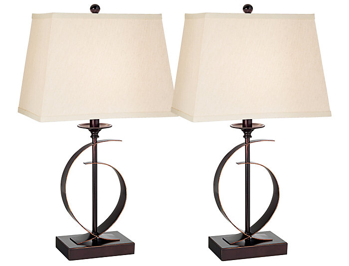 Novo Table Lamp Set of 2, , large