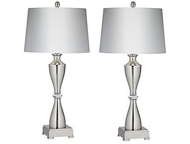 Brancus Table Lamp Set of 2, , large