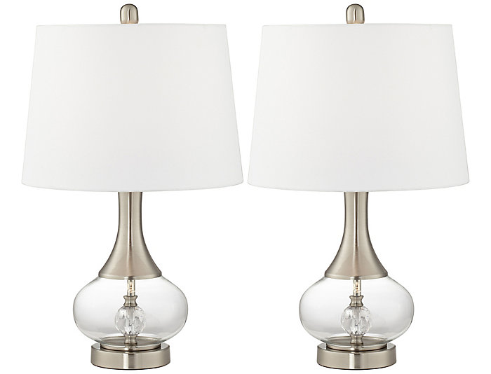 Wynn Table Lamp Set of 2, , large