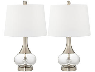 Wynn Table Lamp Set of 2, , large