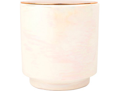 Cotton & Teak 17oz Candle, , large