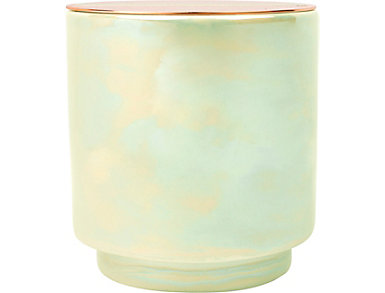 White Woods & Mint 17oz Candle, , large
