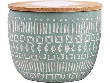 Bergmot & Fig 10oz Candle Bowl, , large
