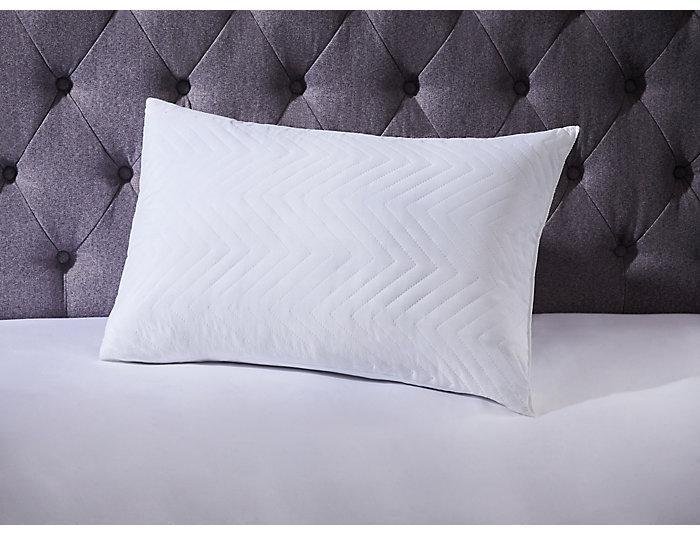 Down Alt Jumbo Pillow, , large