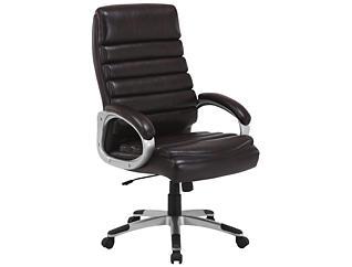 Brockton Java Desk Chair, , large