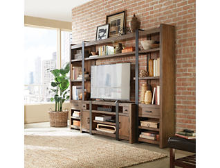"""Tribecca Wall with 63"""" Console, , large"""