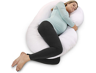 Body Pillow with Cotton Cover, , large