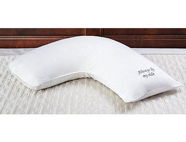 Down Alt Side Sleep Pillow Mid/High, , large