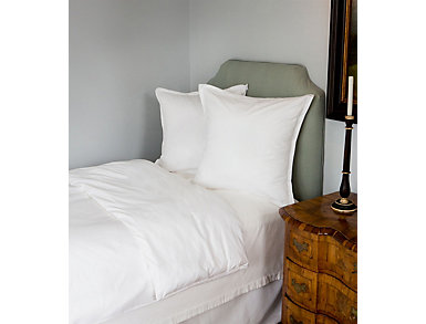 Luxury White Queen Duvet Cover, , large