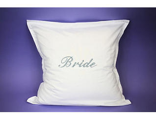Euro Pillow Sham, Bride, SEA, , large