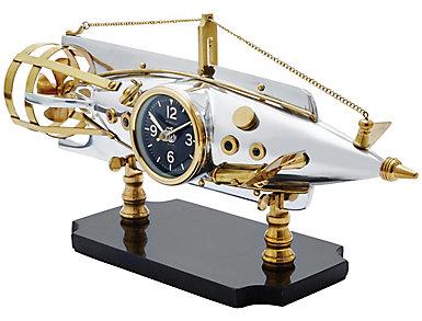 Nautilus Table Clock, , large