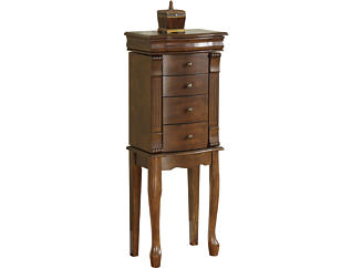 Vaughn Jewelry Armoire, , large