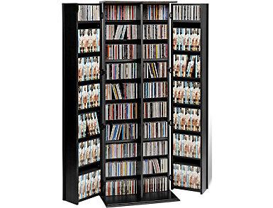 Cook Black Storage Cabinet, , large