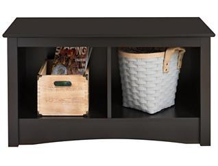 Medwin Black Entry Bench, , large
