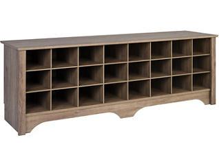 Tollcross Drift Shoe Bench, , large
