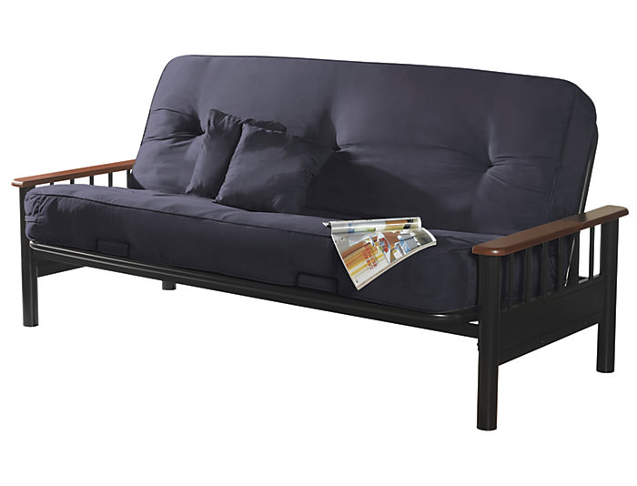 Futon W Mattress Large