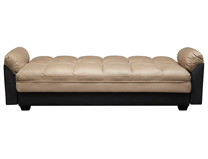 Merveilleux ... Click Clack Futon With Storage, Brown, , Large