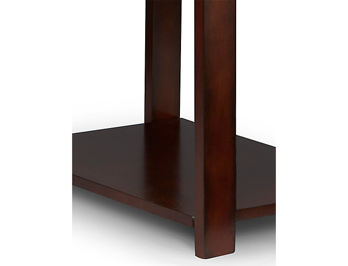 Miramar Chairside Table, Brown, , large