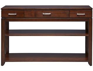 Daytona Sofa Table, Brown, , large