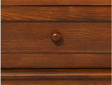 Sebring Brown Sofa Table, , large