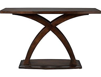 Westwind Espresso Sofa Table, , large