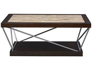 East Bay Coffee Table, Brown, , large