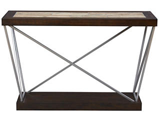 East Bay Sofa Table, Brown, , large