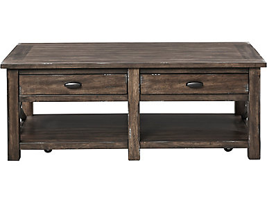 Crossroads Rectangle Coffee Table, , large