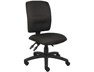 Marley I Armless Desk Chair, , large
