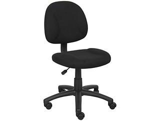 Jude Black Desk Chair, , large