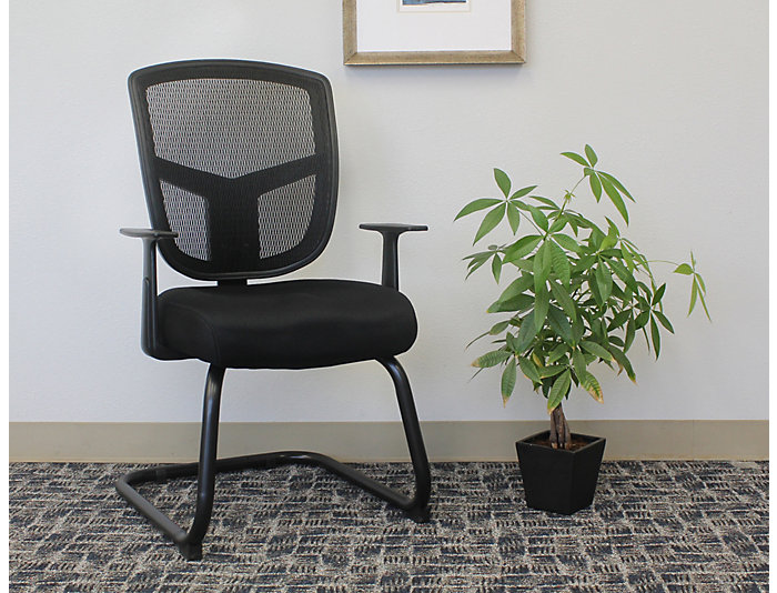 Brice Stationary Desk Chair, , large