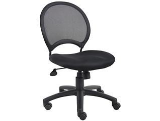 Cullen Armless Desk Chair, , large