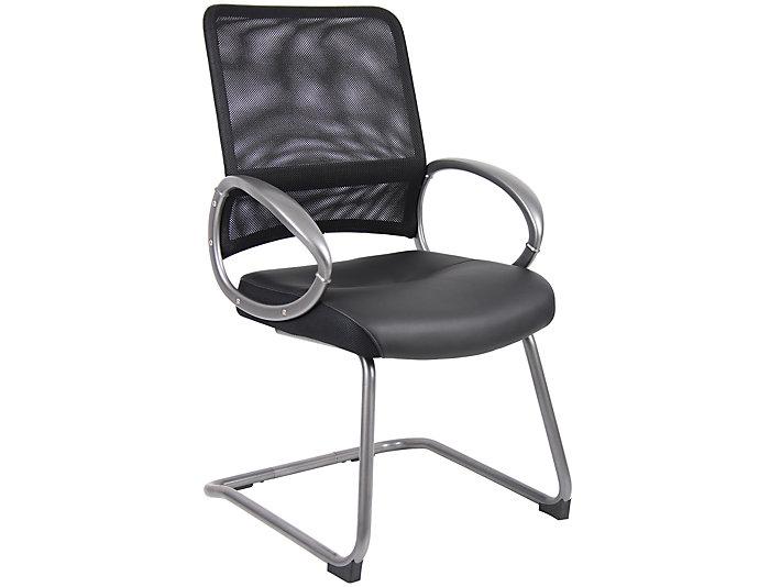 Groovy Elisha Stationary Black Desk Chair Alphanode Cool Chair Designs And Ideas Alphanodeonline
