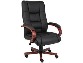 Zane I High Back Desk Chair, , large