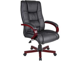 Zane II High Back Desk Chair, , large