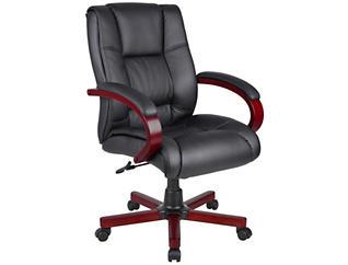 Zane II Mid Back Desk Chair, , large