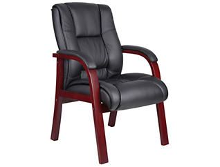 Zane II Statrionary Desk Chair, , large