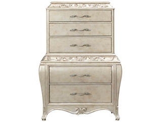 Rhianna 5 Drawer Chest, , large