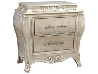 Rhianna 2 Drawer Nightstand, , large