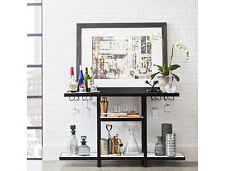 Industrial Bar Console, , large