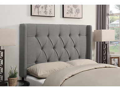 Shelter Ash Queen Headboard, , large
