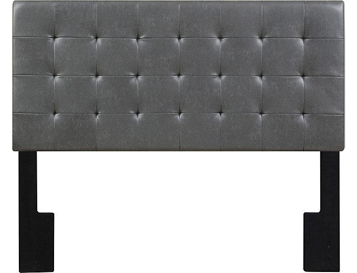 Biscuit Steel King Headboard, , large