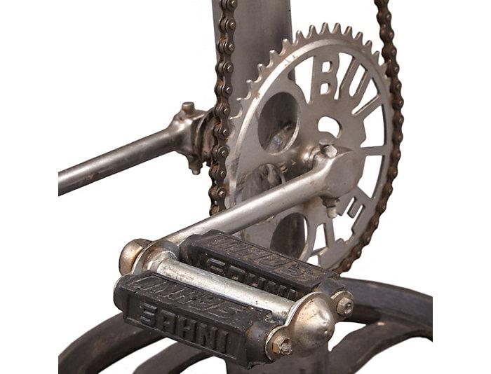 Kent Bicycle Pedal Barstool, , large