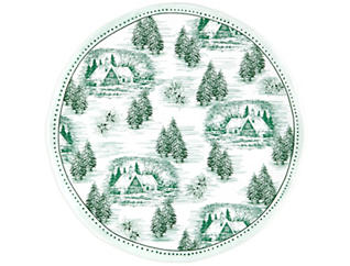 "Yuletide 16"" Serving Platter, , large"